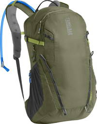 Camelbak Cloud Walker 18 Hydration Pack 2.5L Green | Dark Citron