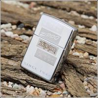 ==FREE FUEL==Zippo Chrome Generations Lighter