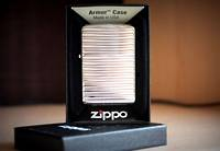 Zippo Engine Turn Horizontal Lighter