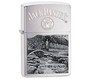Zippo Jack Daniels Scenes From Lynchburg Lighter