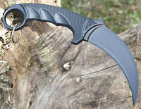 Cold Steel Night Shade FGX Karambit Training Knife