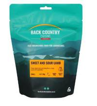 BACK COUNTRY CUISINE SWEET AND SOUR LAMB - GLUTEN FREE SMALL