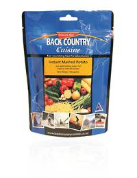 Back Country Cuisine Instant Mashed Potato 5 SERVE