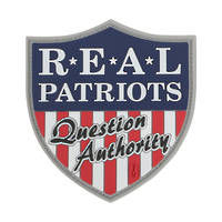 MAXPEDITION REAL PATRIOTS PATCH FULL COLOUR