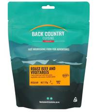 Back Country Cuisine Roast Beef and Vegetables 2 Serve/Regular