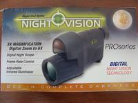 Night Owl Night Vision Pro Series Monocular