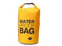 Waterproof tube style dry bag 15L