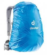 DEUTER RAIN COVER I 20-35 LITRE, COOL BLUE