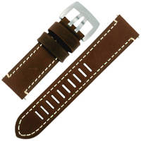 Luminox Strap for 1801 Brown Leather