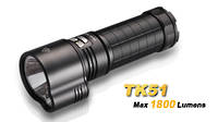 Fenix TK51 1800 Lumens Rechargable Torch