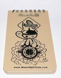 "Maxpedition Waterproof Notebook 3"" x 5"""