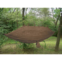 Proforce Jungle Hammock w/ Mosquito Net - Coyote Brown
