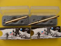 Fisher Space pen Lacquered Brass Bullet
