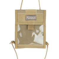 Maxpedition Traveler Deluxe Passport  & Organizer - Khaki
