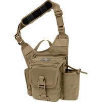 Maxpedition FATBOY G.T.G. S-TYPE™ VERSIPACK® - Khaki (LEFT HAND)