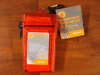 Ultimate Survival Watertight First Aid Kit 2.0