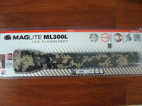 Maglite LED 3 D Cell Torch 3rd Generation 625 Lumens- Digital Camo