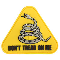 MAXPEDITION DON'T TREAD ON ME PATCH FULL COLOUR