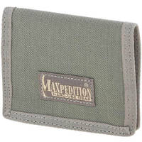 Maxpedition Encore RFID Blocking Wallet - Foliage Green