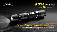 Fenix 960LM Tactical Torch 2M Waterproof PD35