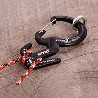 Nite Ize Figure 9 Carabiner Large Black