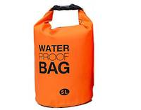 Waterproof tube style dry bag 5L Lightweight