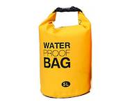 Waterproof tube style dry bag 5L