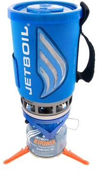 Jetboil Flash PCS Personal Cooking System - Sapphire Blue