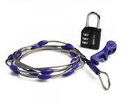 Pacsafe Wrapsafe - anti-theft adjustable cable lock